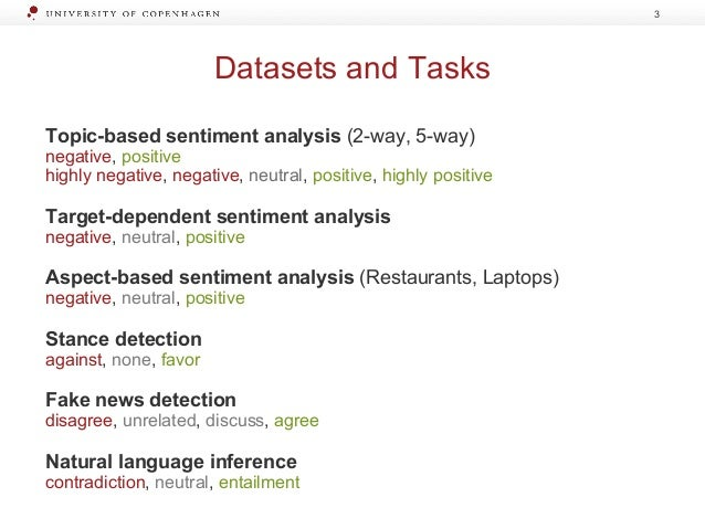 Multi-task Learning of Pairwise Sequence Classification Tasks Over Disparate Label Spaces Slide 3