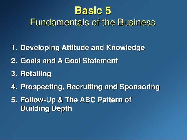 Basic Five Training