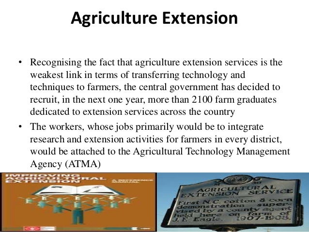 AGRICULTURAL EXTENSION SERVICES EPUB