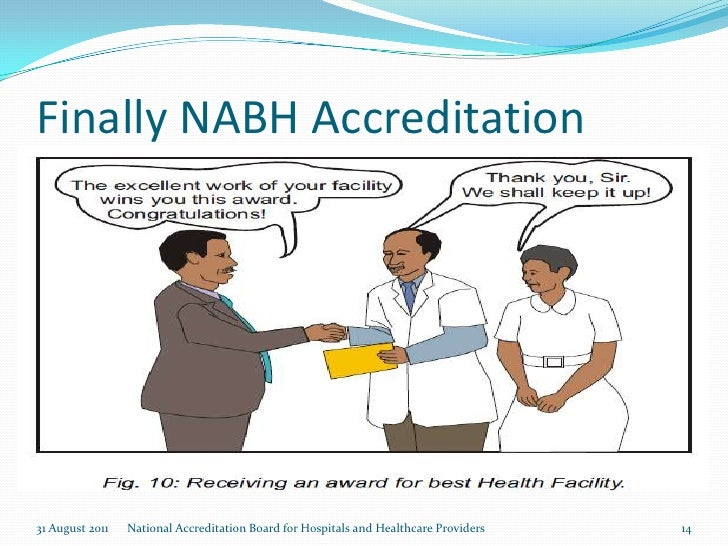 hospital accreditation essay Method: systematic search of sid, ovid medline & pubmed databases was  conducted by the keywords of accreditation, hospital, medical.
