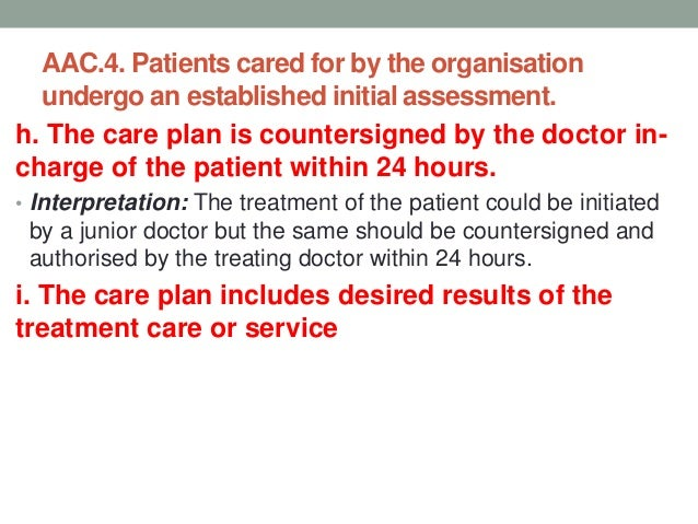 What is care plan? • A plan that identifies • Patient care needs • Lists the strategy to meet those needs • Documents trea...