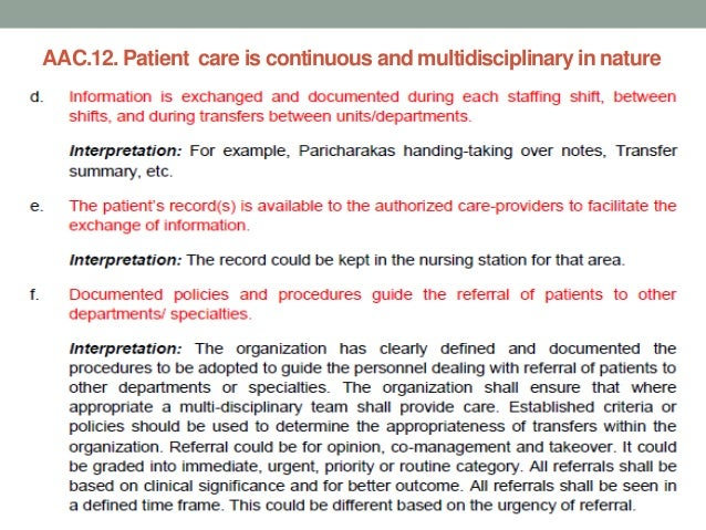 Services provided are displayed Services not provided includes-care of patient with communicable diseases. In case of n...