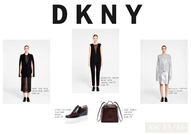 a5de13fdd DKNY Current Range Board AW 15/16 - University Project