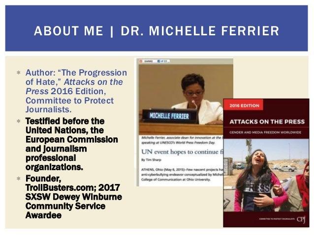 NABJ 2017: Online Harassment and Journalists of Color Slide 2
