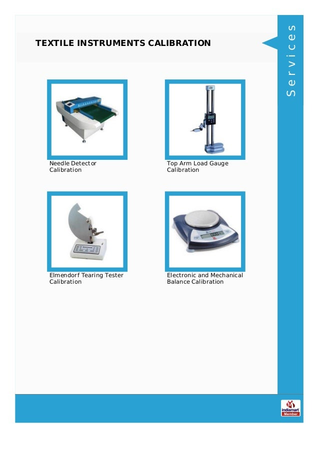 Arrow Instruments Calibration, Coimbatore, Test Sieve Calibration