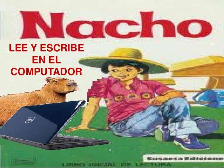 libro nacho dominicano pdf gratis