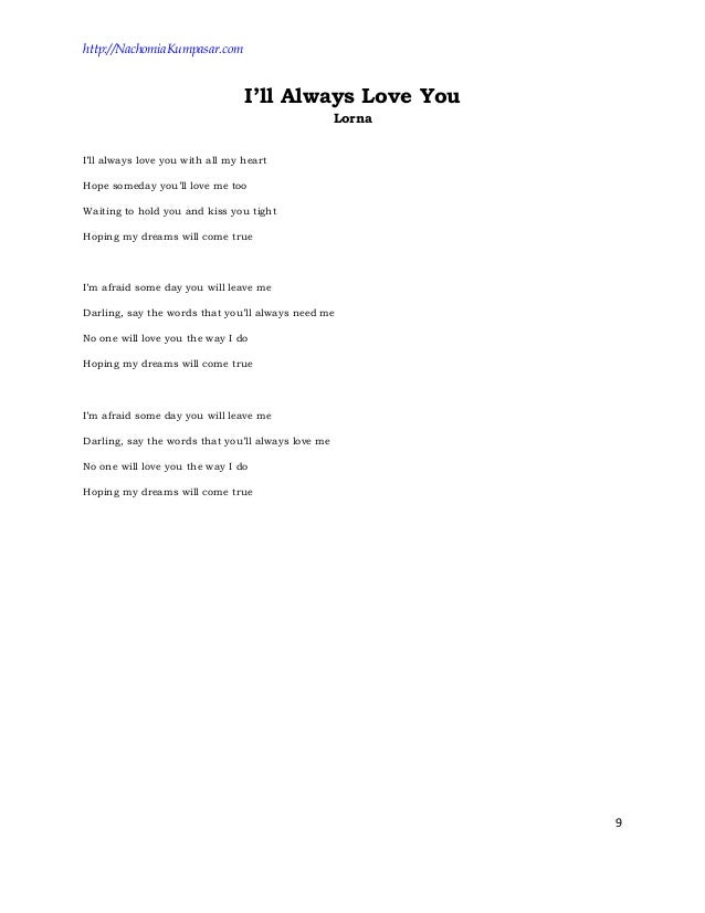 Lyric song lyrics to say i love you : Nachom-ia Kumpasar Songs Lyrics