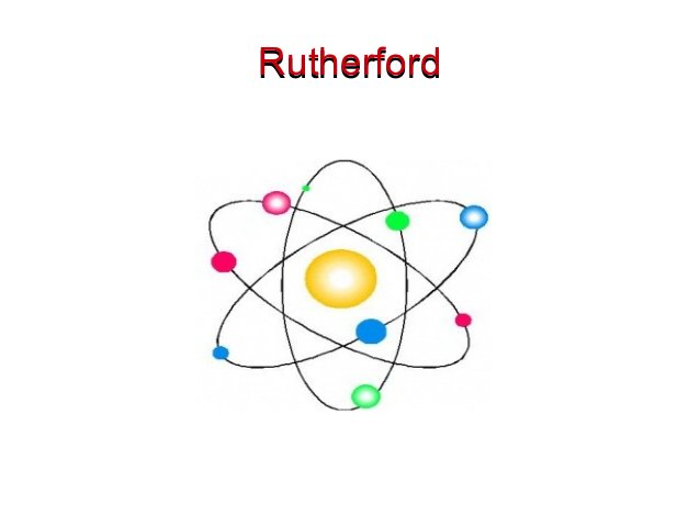 RutherfordRutherford