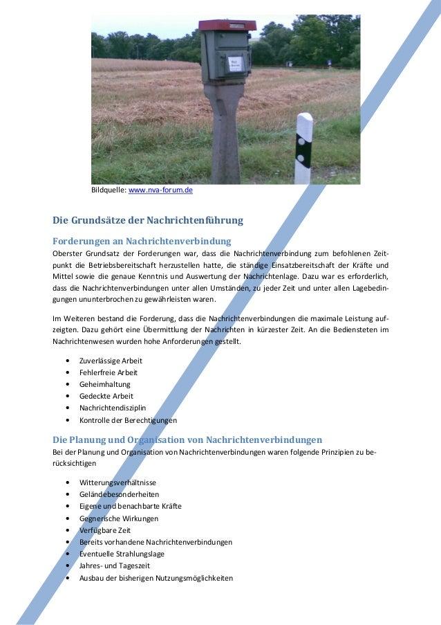 Bildquelle: www.nva-forum.deDie Grundsätze der NachrichtenführungForderungen an NachrichtenverbindungOberster Grundsatz de...