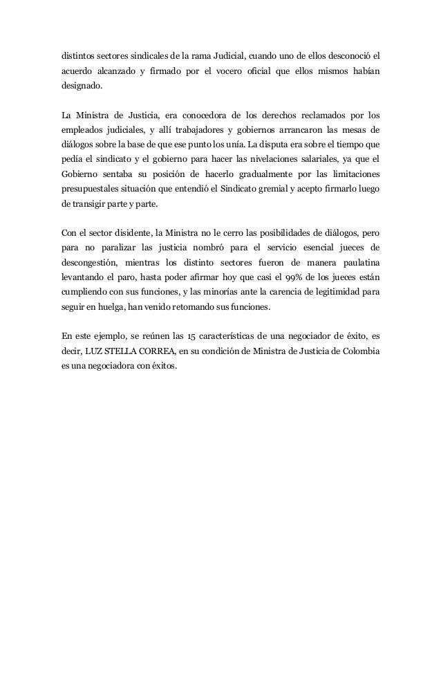 distintos sectores sindicales de la rama Judicial, cuando uno de ellos desconoció elacuerdo alcanzado y firmado por el voc...