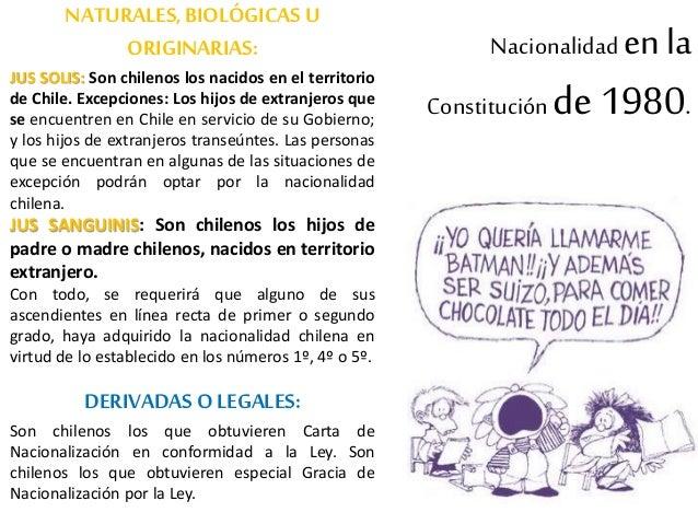Nacionalidad y Ciudadanía Slide 3