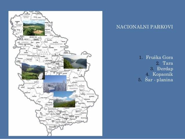 NACIONALNI PARKOVI SRBIJE PDF