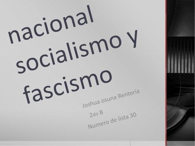 Partido Nazi, fue el partido político llevado al poder por AdolfHitler en 1933. El término «nazi» es una forma abreviada d...