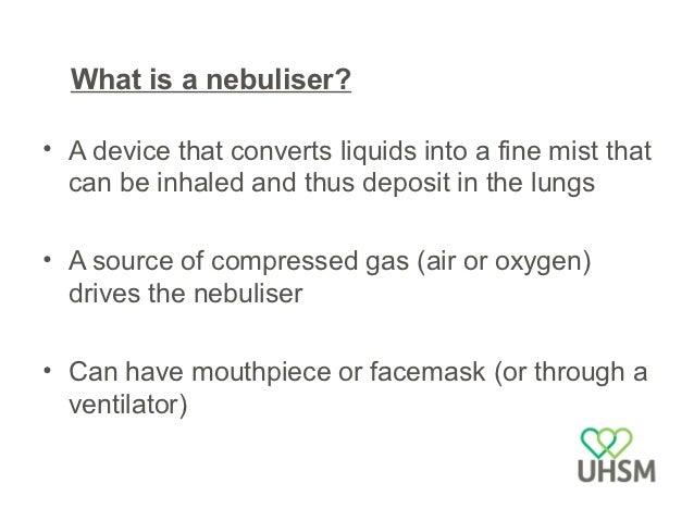 Compressors–• Use compressedair as the       Econoneb    Use compressed air as the   driving gas, at 6-8L/min.    driving ...