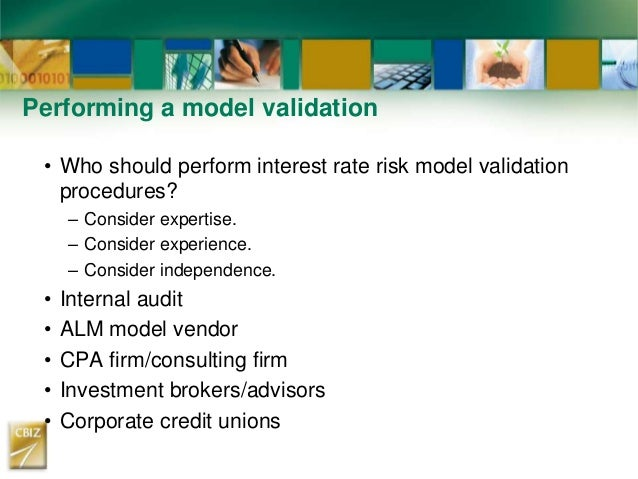 Asset/Liability Management Risk Modeling