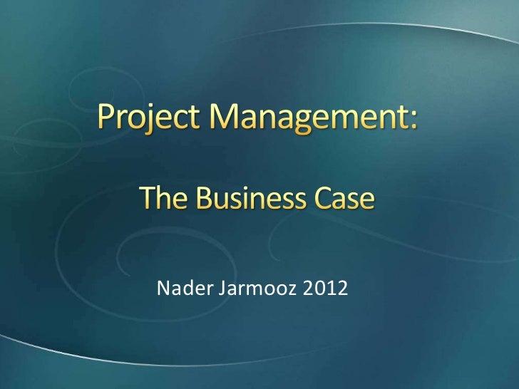 Nader Jarmooz 2012