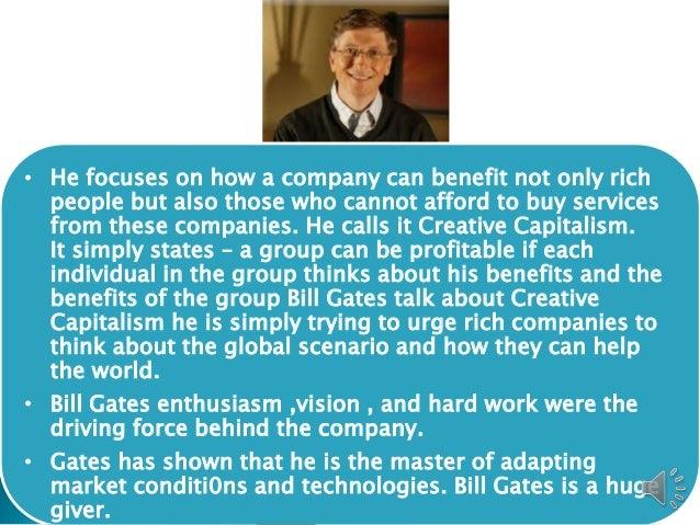 bill gates leadership style essays