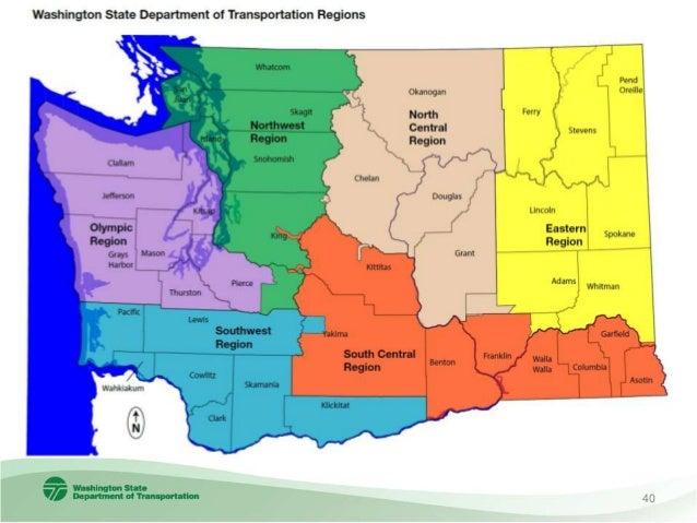 Fundamentals Of Regional Transportation Planning Organizations In Wa…