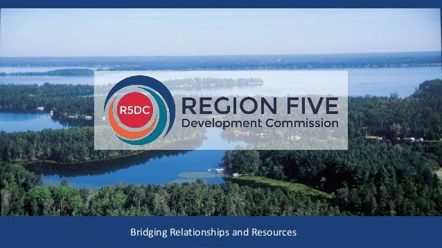 Region Five Development Commission: Transportation