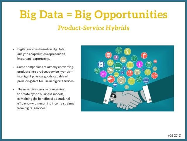 Big Data Smart Technologies Provide Big Opportunities