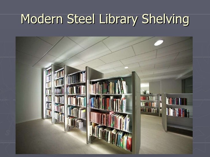 Naestved High School Library Shelving By Bci