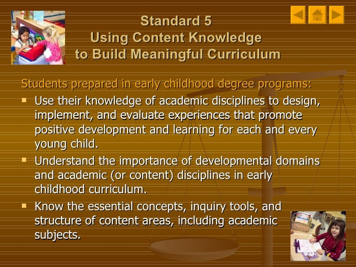 how to build a curriculum