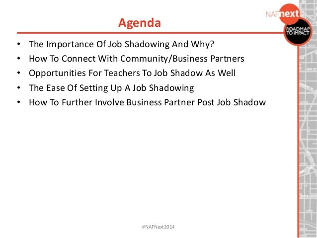 how to job shadow co how to job shadow