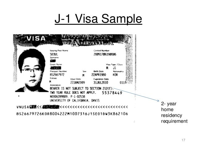 J Visa Waiver Travel State