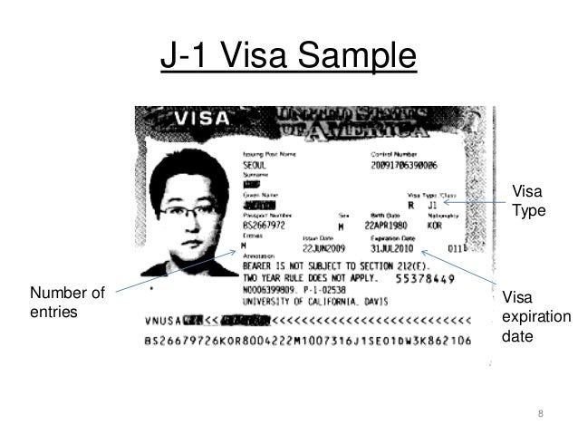 Travel Signature J  Visa