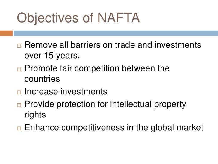 positives of nafta President trump says the united states may withdraw from the north american  free trade agreement that would bring big changes for the.