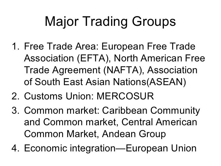 Asian free trade association