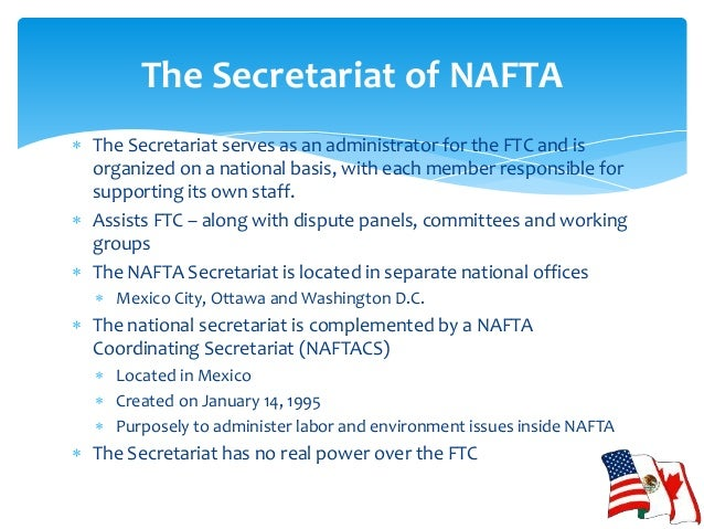 positives of nafta In some instances, the importing country's customs administration may choose to deny nafta benefits for failure to comply with its customs regulations.