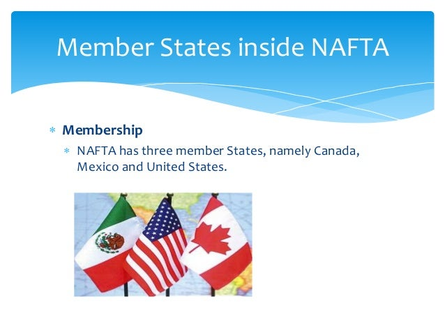 an analysis of the north american free trade agreement between the us and mexico The north american free trade agreement (nafta) is a trade agreement between the united states, canada and mexico,  get in touch with us quickly and easily.
