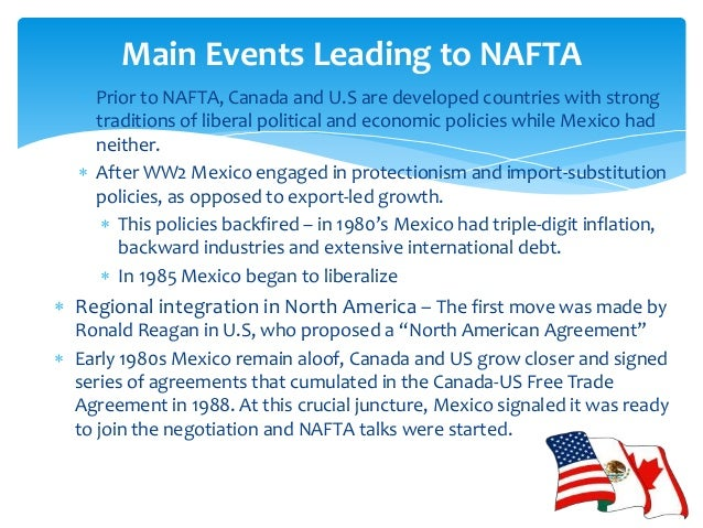 Nature And Functions Of Nafta Cost Benefit Analysis