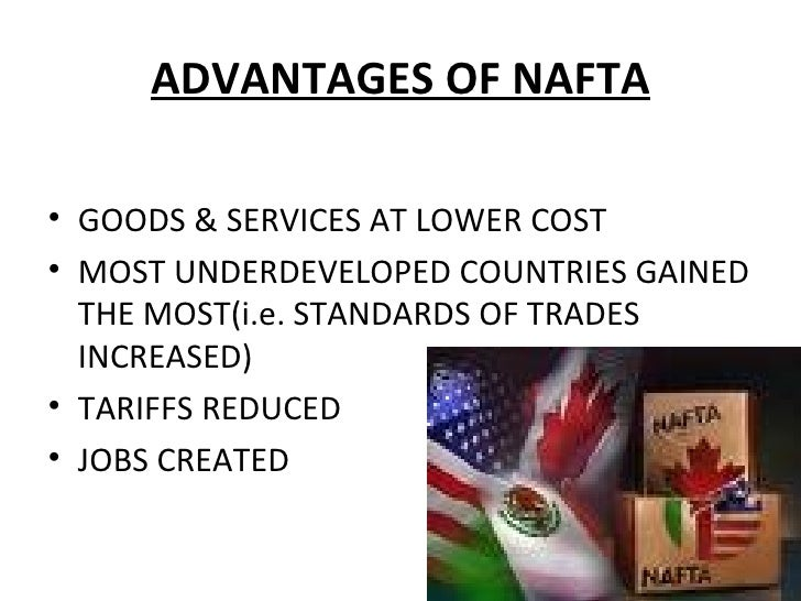 nafta essay conclusion This article concerns the north american free trade agreement (nafta) that became effective in 1994 this is an agreement.