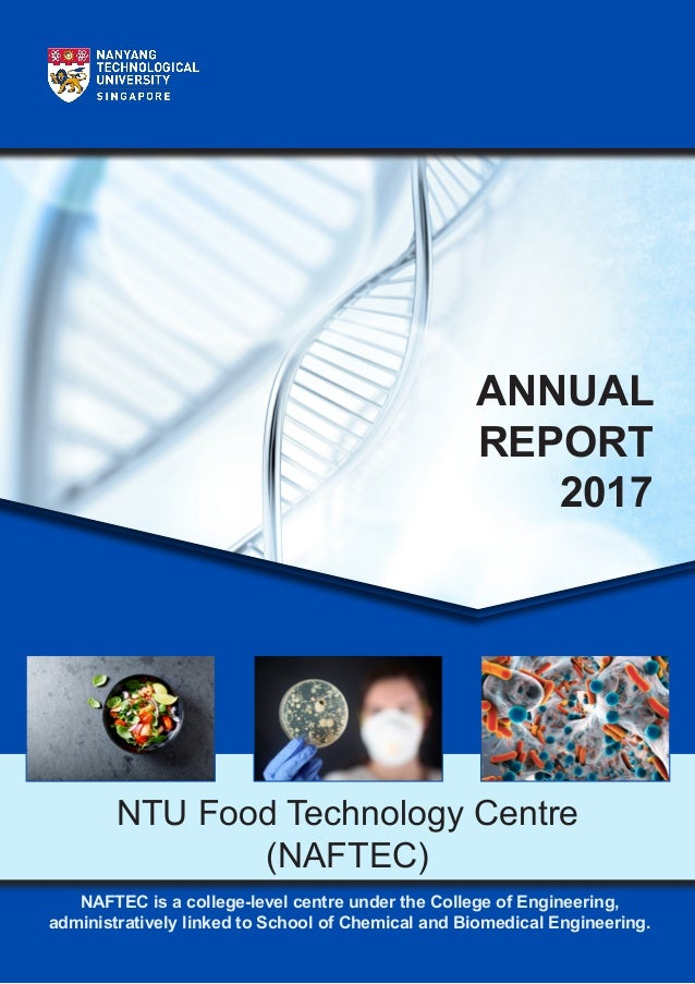 NAFTEC annual report 2017