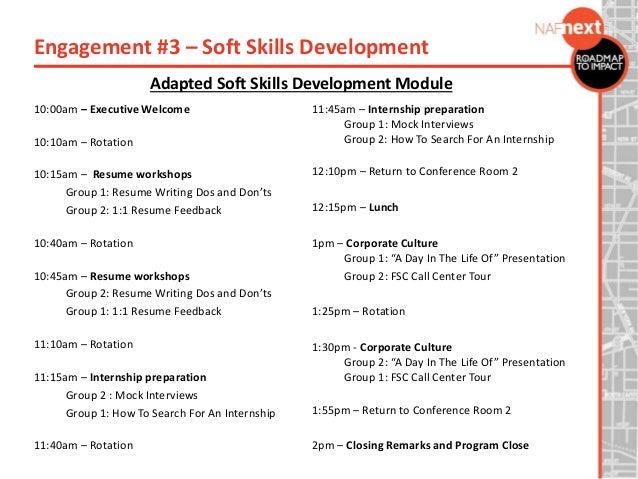 delivering a multi engagement corporate work based learning program