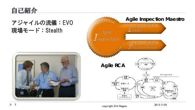 """なんたって""""DevQA"""" アジャイル開発とQAの合体が改善を生む - 永田 敦 氏 #postudy Slide 3"""