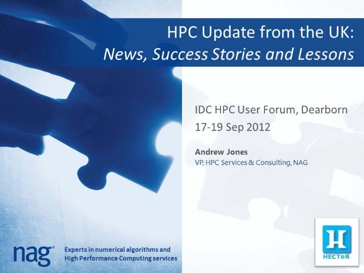 High Performance Computing (HPC) news, success stories and lessons