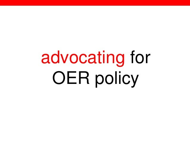 @txtbks   sparcopen.org advocating for OER policy