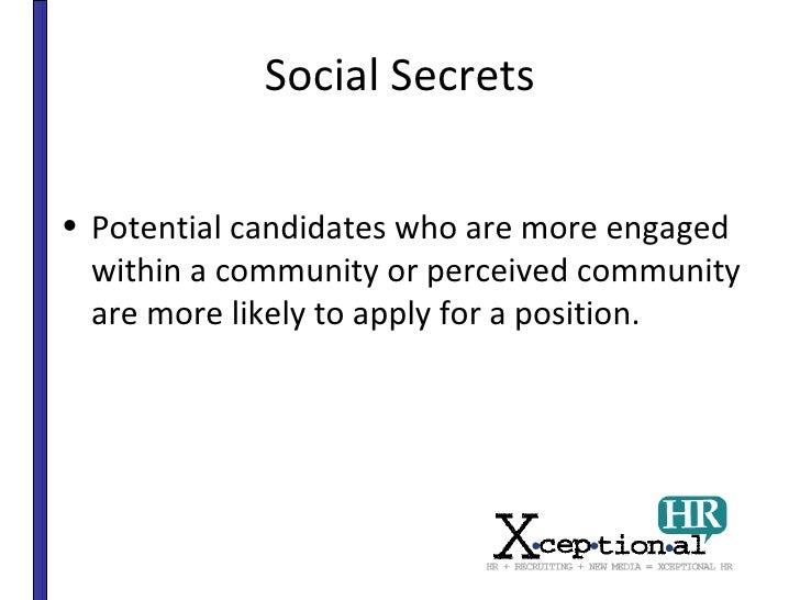 social media secrets - tips