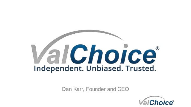 Dan Karr, Founder and CEO
