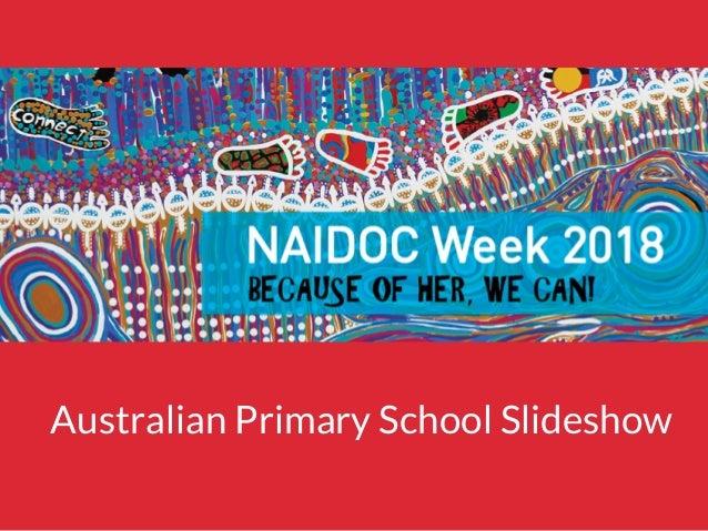 Australian Primary School Slideshow