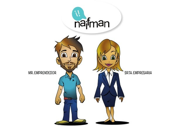 www.naifman.com Consultoría Creativa de Negocios www.naifman.com