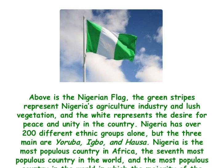 Essay on my country nigeria