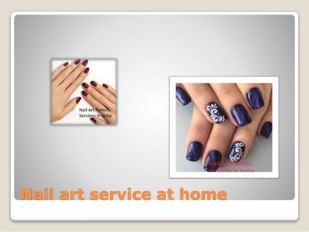 Nail Art Service Nail Art Parlors In Madhapur Nail Art Service At