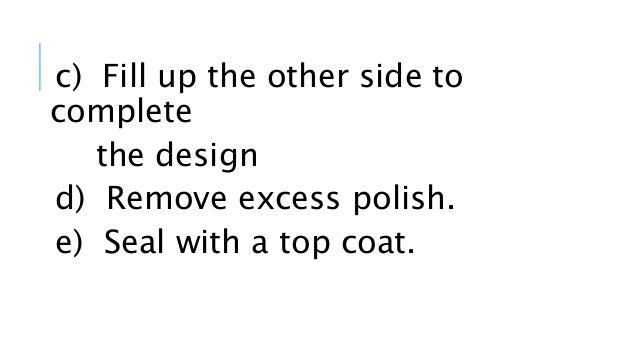 Nail Care Manicuredesign