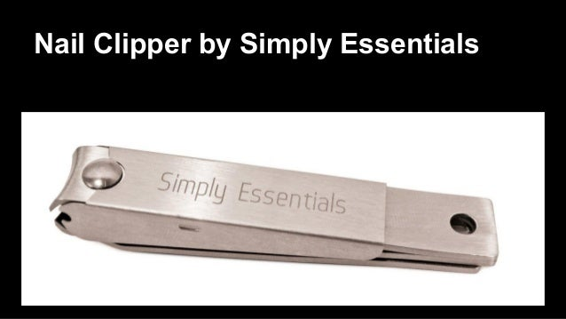 Nail clippers for Thick Fingernails and Toenails
