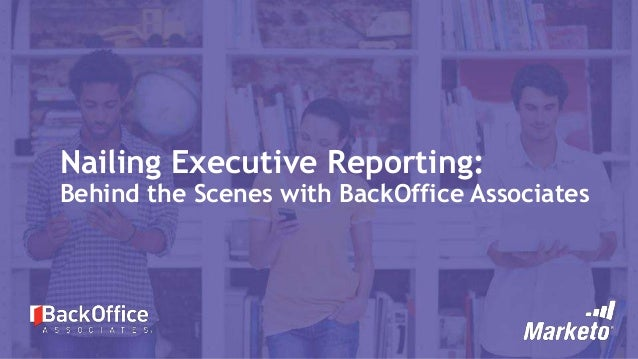 Nailing Executive Reporting: Behind the Scenes with BackOffice Associates
