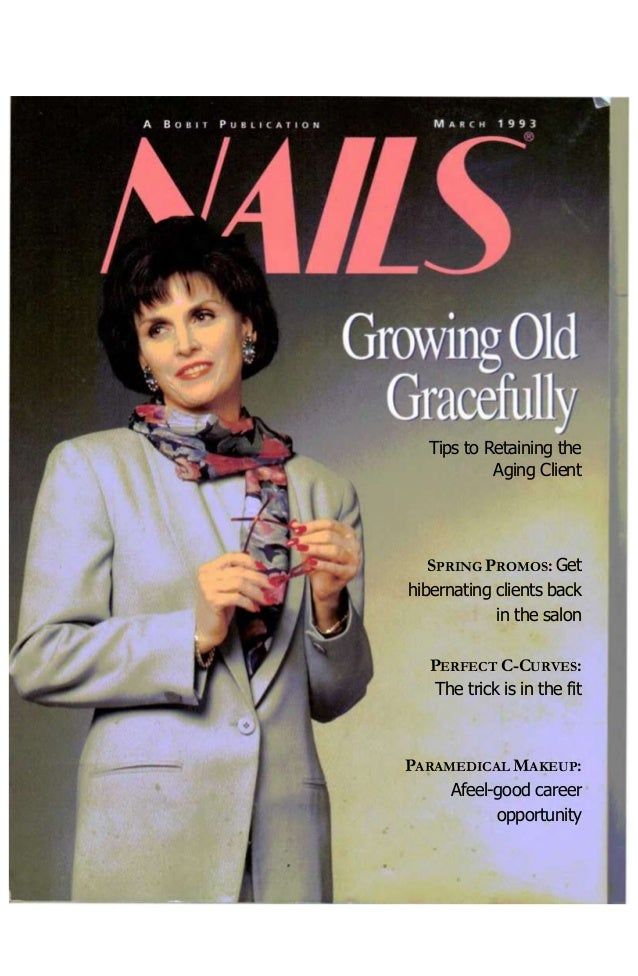 Tips to Retaining the           Aging Client   SPRING PROMOS: Gethibernating clients back            in the salon   PERFEC...